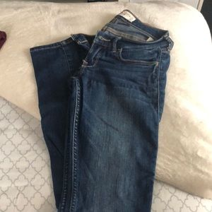 Hollister dark wash jeans